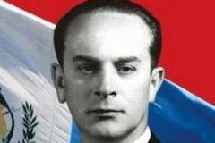 Jacobo Arbenz, guatemaltekischer Staatsmann mit schweizerischen Wurzeln.