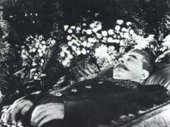 Am 5. März 1953 verstarb der Sowjet-Diktator Josip Stalin