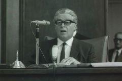 Der Genfer Nationalrat Olivier Reverdin präsidierte 1969 bis 1972 als erster und bisher einziger Schweizer die Parlamentarische Versammlung des Europarates