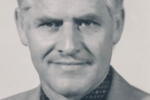 Hugo Wey, Schweizer Geschäftsträger in San Salvador, wurde am 30. Mai 1979 auf dem Weg zur Arbeit ermordet. Quelle: dodis.ch/P22259.