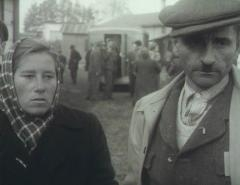 Generous asylum policy: Refugees from Hungary at the Swiss border near Buchs (SG). Schweizerische Filmwochenschau of 16.11.1956, cf. dodis.ch/dds/1314