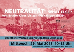 Flyer della manifestazione