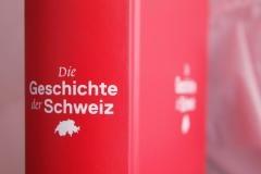 Das neue Standardwerk zur Schweizergeschichte (Quelle: http://www.lesgraphistes.ch)