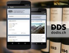 Dodis-App 2.0 – Jetzt für iOS und Android